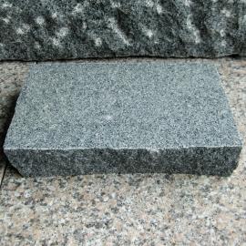 Klostersten (Håndhugget) - Gråblå-G654 - 14x21x4,5 cm