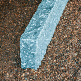 Kantsten Gråblå G654 - 7x20x100 cm