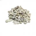 Granitskærver Hvid 08/11 mm - 20 kg pose