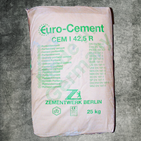 Cement - 25 kg pose