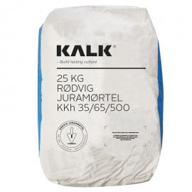 Rødvig Juramørtel Kh 35/65/500 - (Blå Pose) Korn 0-2 mm