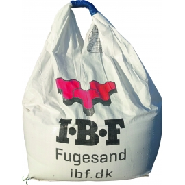 IBF Fugesand 0-4 mm Big Bag