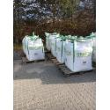 Granitskærver Sort 11/16 mm - Big Bag ca. 1000 kg