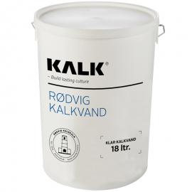 Rødvig Kalkvand - 18 liter Spand