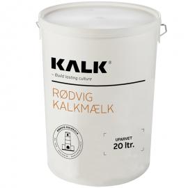 Rødvig Kalkmælk - 20 liter Spand