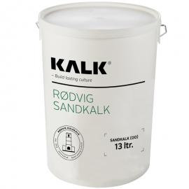 Rødvig Sandkalk (kirkeopskrift) - 13 liter Spand