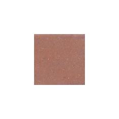 Betonbrosten/Kopsten 10x10x6 cm - Rød