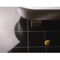 Absolute Black Poleret Granitflise - overflade m/fas - 30,5x30,5x1 cm