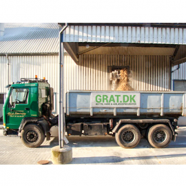 Bakkemørtel 3,5% KC 20/80/550 - Løs vægt