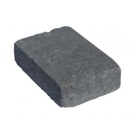 Holmegaardsten 21x28x7 cm - Mega - Sort/Antracit