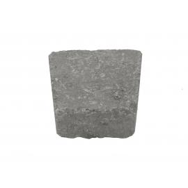 Holmegaardsten 14x15/11x5,5 cm - Cirkelsten stor - Sort/Antracit