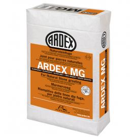 Ardex MG fugemasse sølvgrå - 5 kg