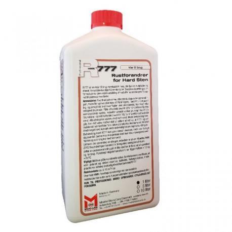 Hvordan fjerner du rust? - rustfjerner for sten r177 1000 ml