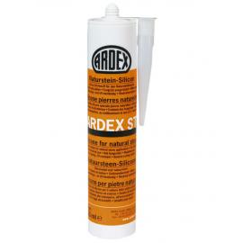 Naturstenssilikone - Ardex ST Vådrumssilicone Basalt - 310 ml
