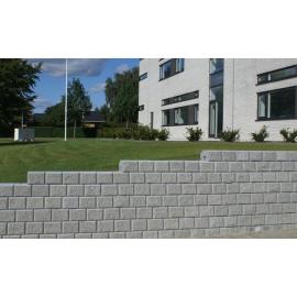 Danblokke Eksklusiv 22,5x34x17 cm - Tilpasning - Grå