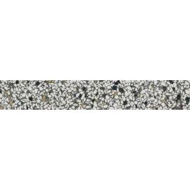 Lissabon Sokkellister - med afrundet fas i top - 40x7x1,5 cm