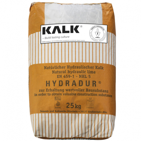 Rødvig Jurakalk - 25 kg pose
