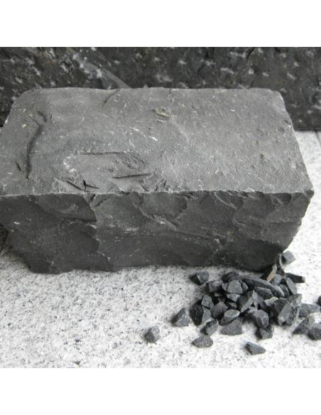 Brosten Earl Black (Sort) 14 x 21 x 10 cm i kasse m. 130 stk