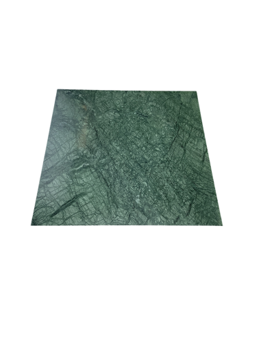 Grøn Marmor VG Fliser 30,5x30,5x1 cm - finslebet m/fas