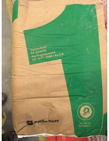 Cement 42,5 R - 25 kg pose