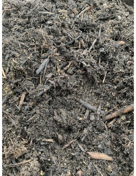 Varmebehandlet kompost - Big Bag ca. 1000 liter