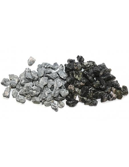 Sæsontilbud - Granitskærver Grå 11/16 mm - Big Bag 1000 kg