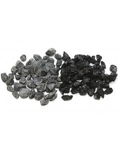 Sæsontilbud - Granitskærver Sort 11/16 mm - Big Bag 1000 kg