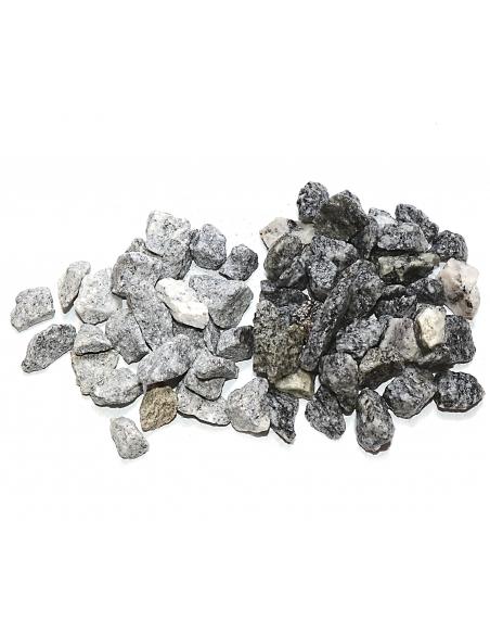 Granitskærver Lysgrå 11/16 mm - Big Bag ca. 1000 kg
