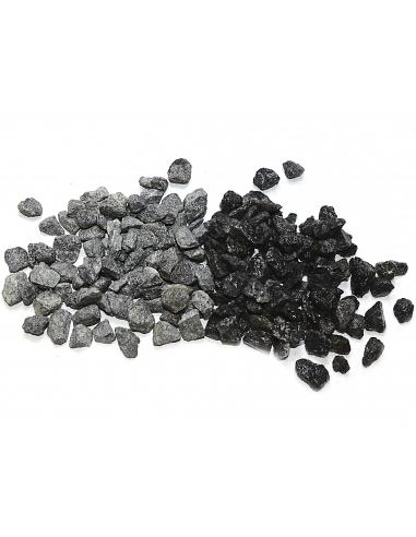 Granitskærver Sort 8/11 mm - Big Bag ca. 1000 kg
