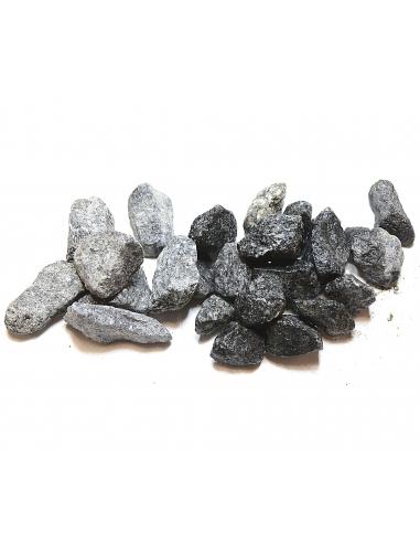 Granitskærver Sort 16/22 mm - Big Bag ca. 1000 kg