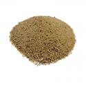Ovntørret sand