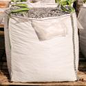 Granitskærver i Big Bag