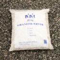 Granitskærver i 20 kg poser